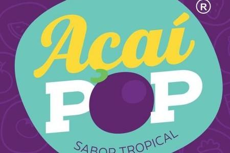 Açaí Pop Sabor Tropical