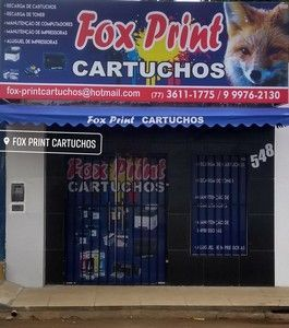 Fox Print Cartuchos
