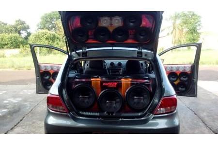 Infinit Audio Car