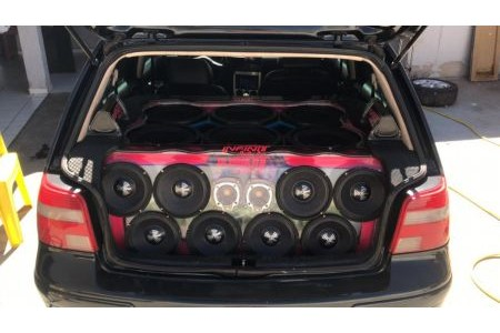 Infinit Audio Car