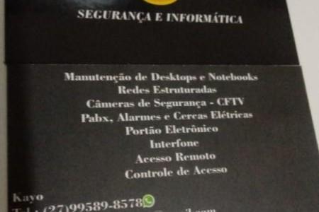 Infoseg Segurança e Informática
