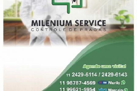 Milenium Service Controle de Pragas