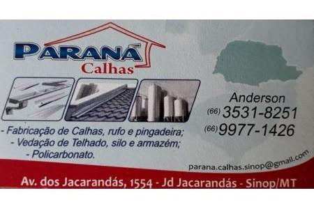 Paraná Calhas