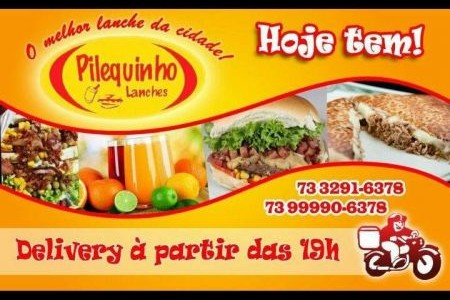 Pilequinho Lanches & Crepes