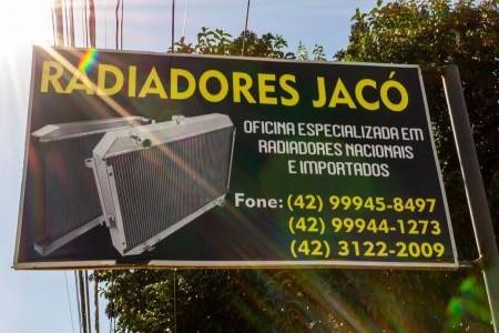 Radiadores Jacó