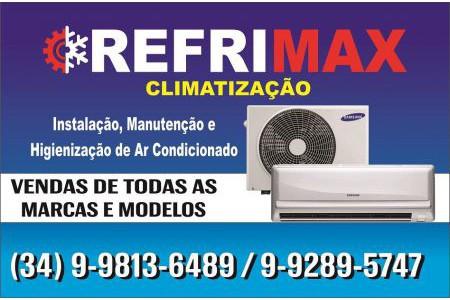 Refrimax Climatização