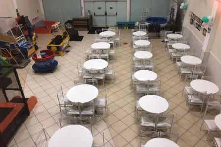 Zuá Zuô Buffet Infantil